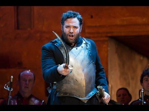 Les Troyens: Bryan Hymel on David McVicar's Royal Opera production