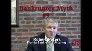 Creditor Harassment - Bankruptcy Myth 9 - Debt Relief Jacksonville FL