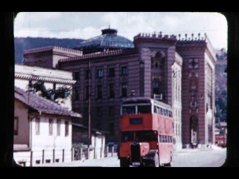 From Bosnia to Slovenia 1960