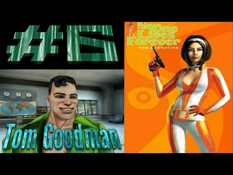 No One Lives Forever Rebooted Gameplay EP6 Tom Goodman!