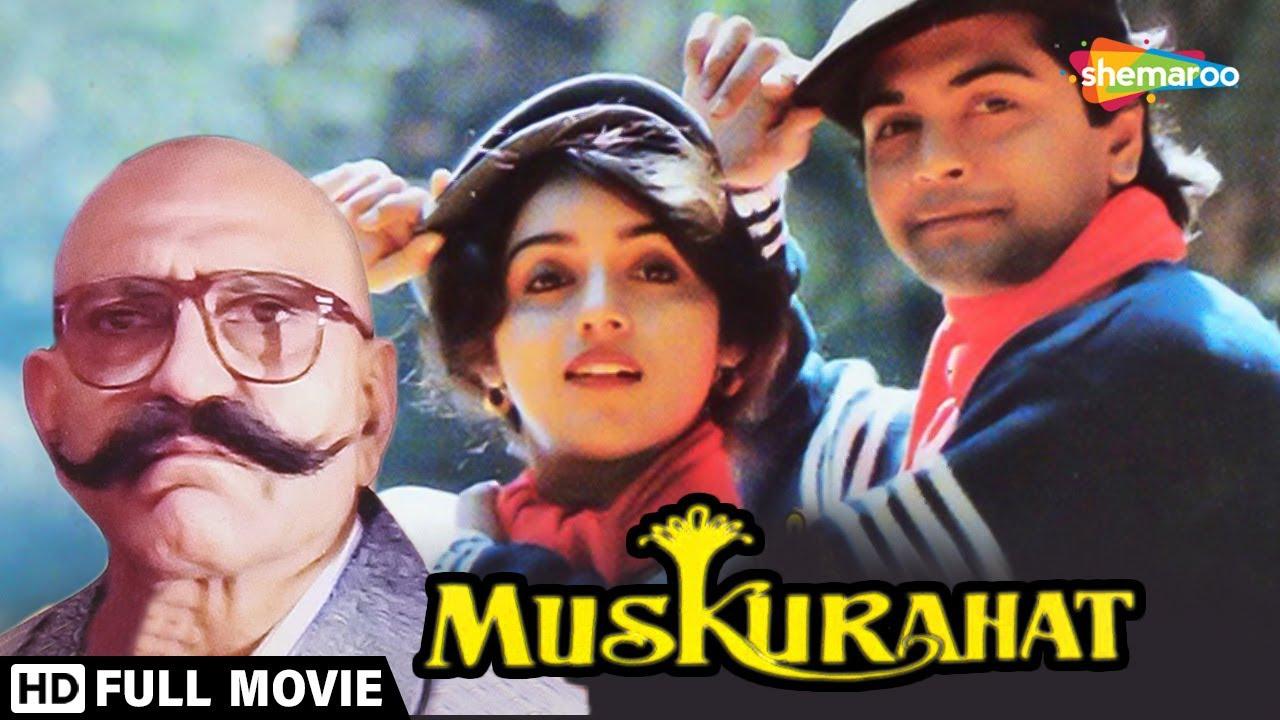 Muskurahat HIndi Full MOvie (HD) - Jay Mehta - Revathi - Amrish Puri - Priyadarshan Movies