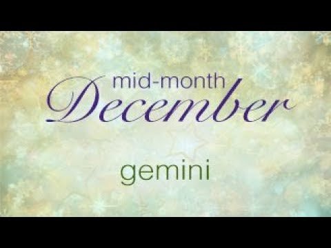 GEMINI You Want It NOW... But Chill | MID-December 2018