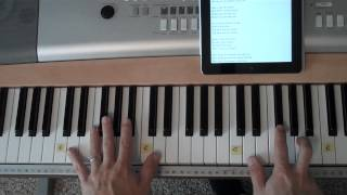 Easy-to-Play Piano - How Great is Our God (Matt McCoy)
