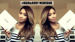 Memebox Hair & Body | HAUSOFCOLOR Thumbnail