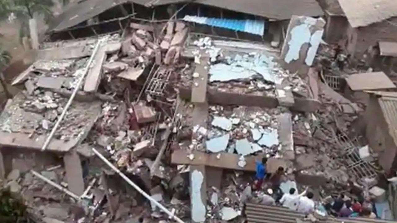 Ребенок под завалами рухнувшего здания в Китае. Видео спасения девочки