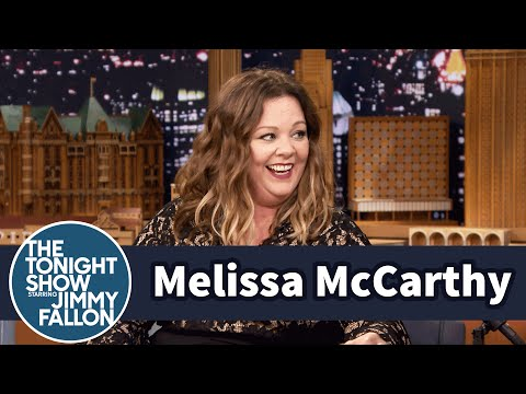 Thumbnail: Melissa McCarthy Swears Chris Hemsworth Is Crazy Funny in Ghostbusters