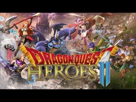[DRAGON QUEST HEROES™ II Demo] [PS4 PRO] [Первый запуск]