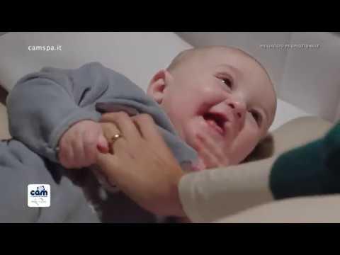 Cam Лятна детска количка Compass col.135 Син меланж #heIEQnUSf74