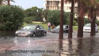 9/11/2012 Sarasota, FL Flooding and hit and run crash in the flood