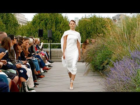 Roland Mouret | Spring Summer 2019 Full Fashion Show | Exclusive