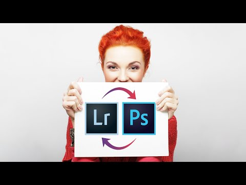 From Lightroom To Photoshop Then Back To Lightroom