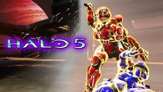 """BEST OPENER?!"" Halo 5 Arena Multiplayer Gameplay - Slayer on The Rig"