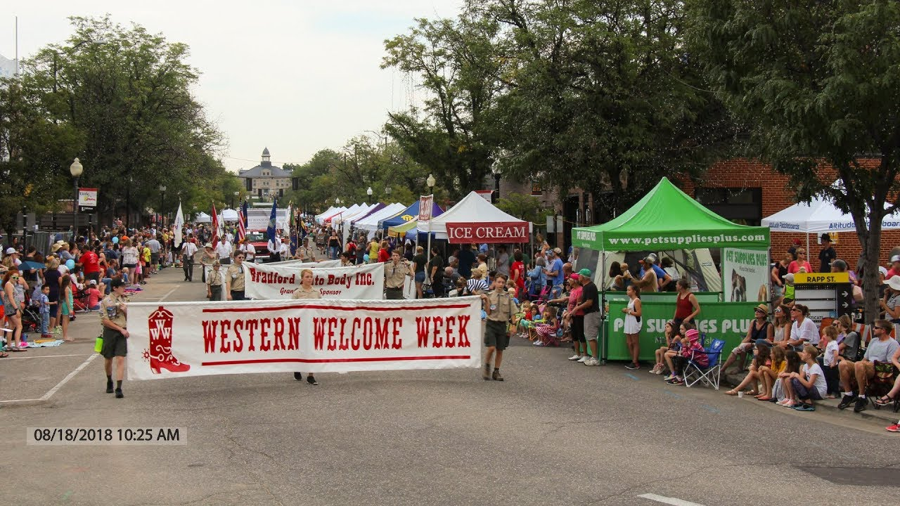 Time-Lapse Videos – Western Welcome Week
