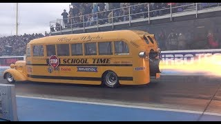 JET SCHOOL BUS - SCHOOL TIME