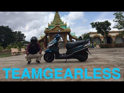 MUMBAI TO IGATPURI | Scooter Ride | ( Myanmar Gate , Bhavali Dam) ft.TEAMGEARLESS #15