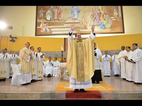 Missa de Comemoração de 1º ano de Ordenação Sacerdotal Padre Diego Carvalho