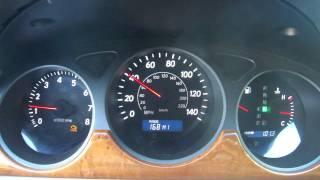 Lexus 330 2005г. разгон до 100 км/ч(, 2011-06-27T16:22:16.000Z)