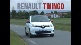 Essai Renault Twingo 0.9 TCe 95 EDC Le Coq Sportif (2019)