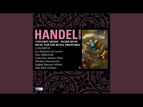 Suite in D Major, HWV 349, 'Water Music': II Alla hornpipe