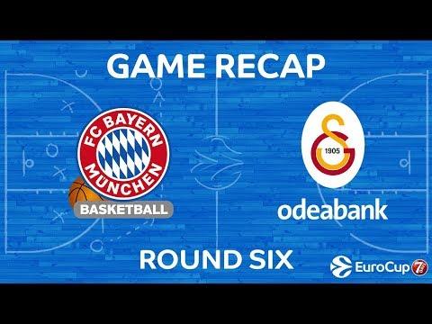 Highlights: FC Bayern Munich - Galatasaray Odeabank Istanbul
