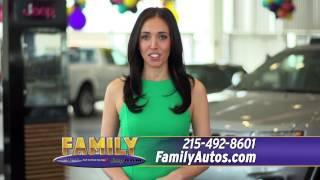 Family's Spring Commercial thumbnail