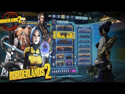 BORDERLANDS 2 / TRUCO ARMAS LEGENDARIAS + ENANOS - GAMEPLAY ESPAÑOL