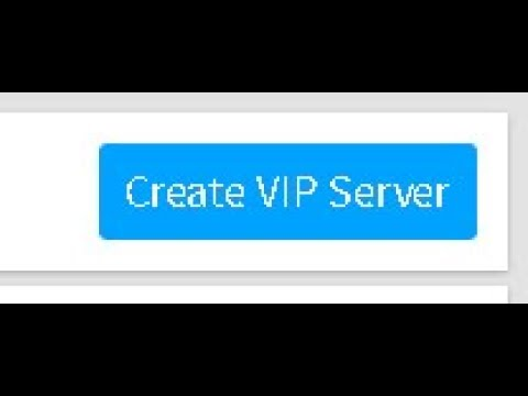 HOW TO GET FREE ROBLOX VIP SERVERS!!! (NOT EXACTLY)