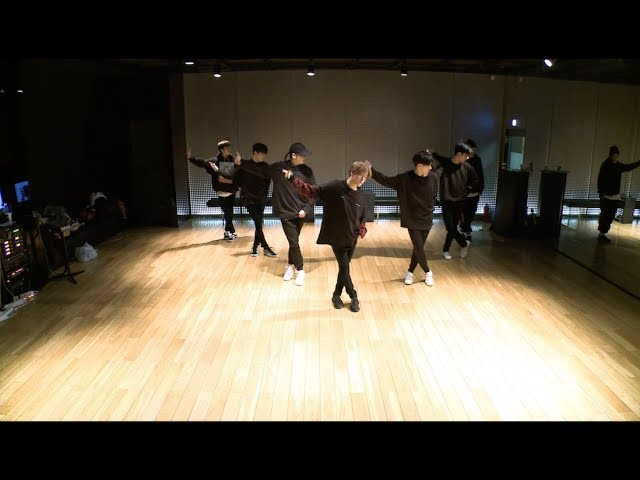 iKON - '사랑을 했다 (LOVE SCENARIO)' DANCE PRACTICE VIDEO #1