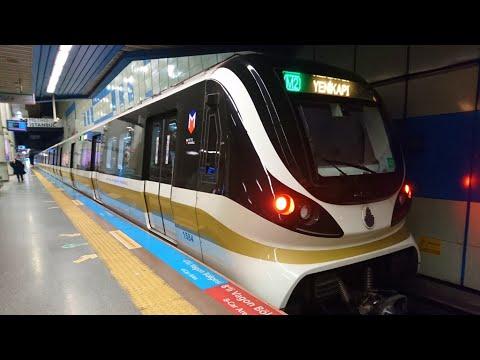 Istanbul Metro M2 Line
