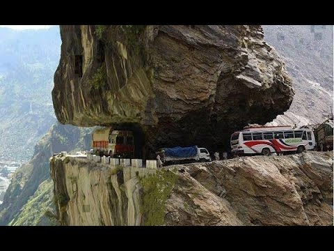 The Highest Roads In The World : Himalayan Mountains Documentary
