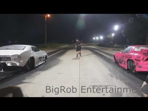 Streetoutlaws unedited BigChief vs StinkyPinky