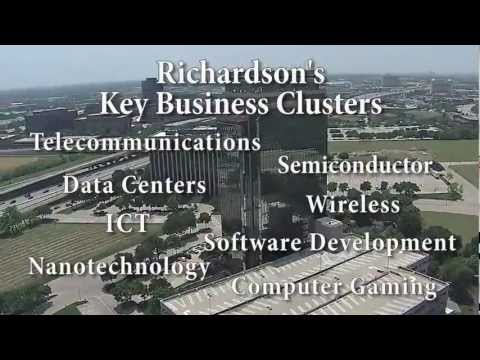 Richardson, Texas - Creating Tomorrow's Technology