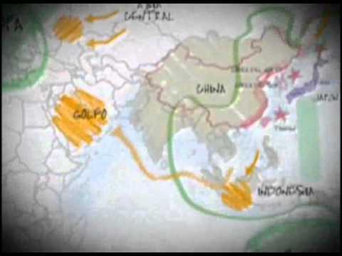 """Presentación del Atlas geopolítico """"LE MONDE DIPLOMATIQUE""""."""