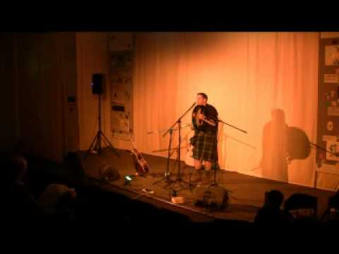 Andrew Gordon Scottish Folk Singer Arkinholm