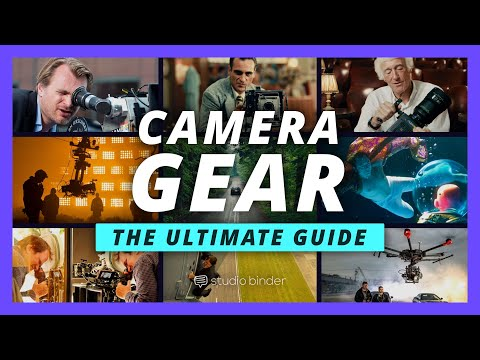 Camera Gear: Every Type of Camera Rig Explained [The Shot Li
