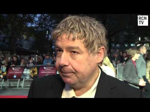 Artist Paul McIntyre Interview - Crossfire Hurricane World Premiere