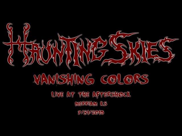 Haunting Skies - Vanishing Colors