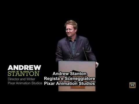 Andrew Stanton - Commencement Speech at Animation Mentor (Sub Ita)