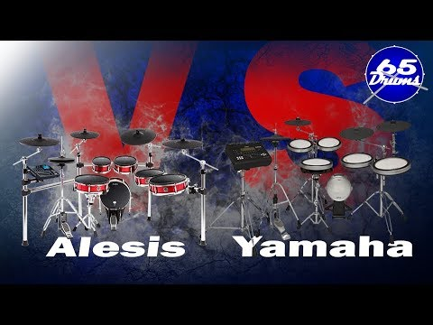 Alesis Vs Yamaha (Electronic Drums)