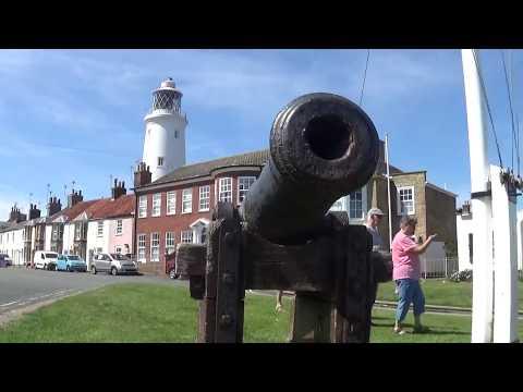 SOUTHWOLD, Suffolk: a video tour