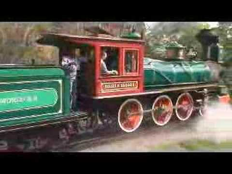 Walt Disney World Railroad #3 - Roger Broggie