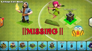 ||MISSING ARCHER AND WIZARD || FROM THEIR TOWERS...!! Must watch clash of clans...!!