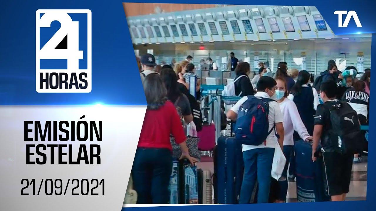 Download Noticias Ecuador: Noticiero 24 Horas, 15/09/2021 (Emisión Estelar)