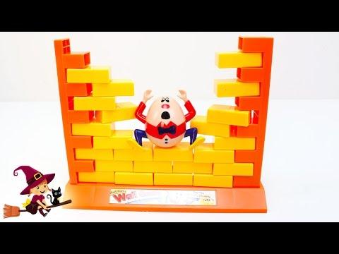 Humpty Dumpty se Cae del Muro Juego de Infantil