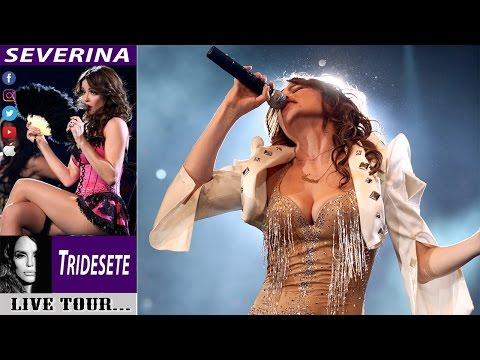 SEVERINA - DJEVOJKA SA SELA (live @ ARENA BEOGRAD 2009.)
