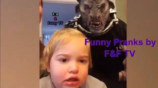 #prank #funnyprank Funny Pranks Compilation | Funniest Prank Videos 2019