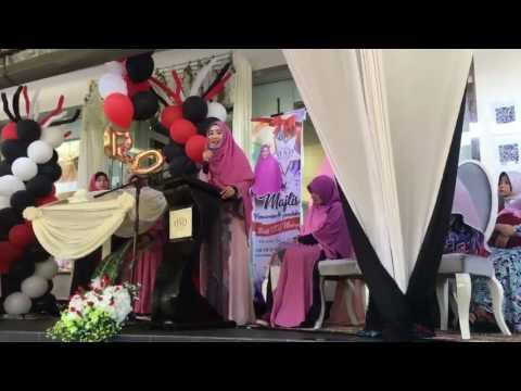 Ucapan Perasmian & Pembukaan Butik OSD Malaysia oleh Oki Setiana Dewi