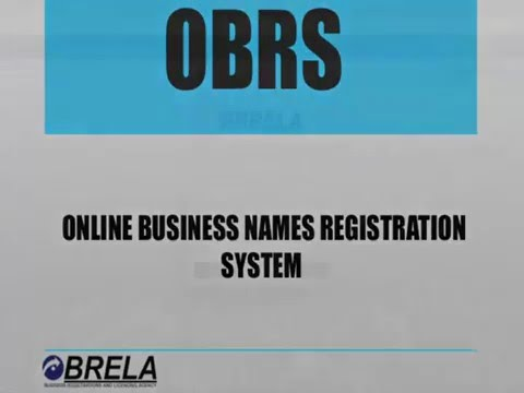 Business Registration and Licensing Agency in Tanzania (BRELA) Online Registration video guidelines