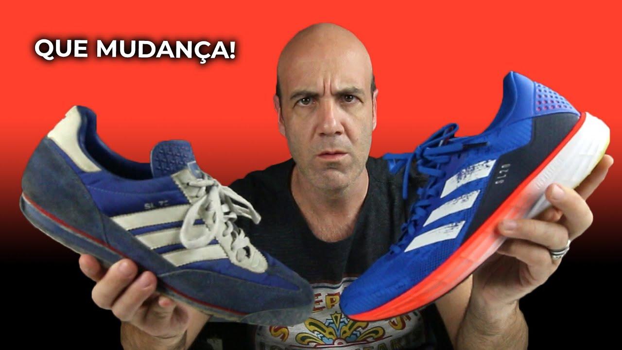 COMO a Adidas MUDOU ESSE TÊNIS! SL72 - review