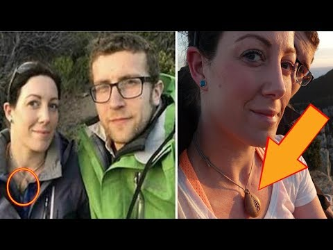 He gives his girlfriend a necklace — 1.5 years later the secret inside is revealed